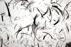 Cheveu illustration de vecteur