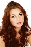 Cheveu bouclé photos stock