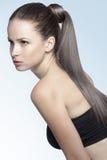 Cheveu sain intense Images stock