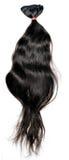 Cheveux onduleux de corps Photo libre de droits