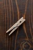 Cheville de tissu Image stock