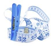 Chevillez votre taille à 32 pouces Photo stock