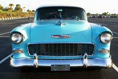 Chevrolet �55 Bel Air Stock Photography