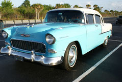 Chevrolet â55 Bel Air Photo stock