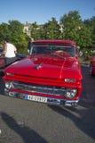 1963 Chevrolet γ-10 επανάλειψη Stepside Στοκ Φωτογραφίες