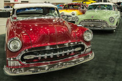 1953 Chevrolet μετατρέψιμο Στοκ Εικόνα