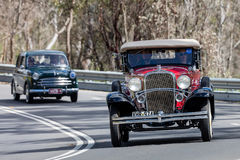 1932 Chevrolet ομόσπονδο Tourer Στοκ φωτογραφία με δικαίωμα ελεύθερης χρήσης