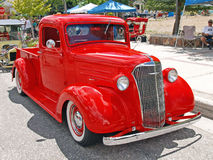 chevrolet 1937 åker lastbil Royaltyfria Foton
