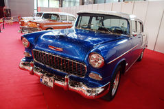 Chevrolet 1955 Stockfotos