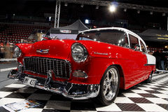 Chevrolet 1955 210 Stockbild