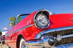 Chevrolet 1957 Bel Air Stockbild