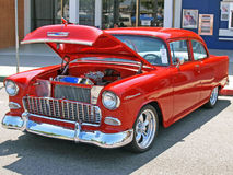 Chevrolet 1955 Stockbilder