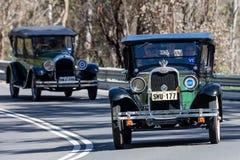 Chevrolet AB medborgareTourer 1928 Royaltyfri Bild