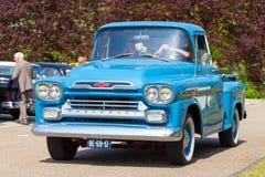 Chevrolet 1959 Apache 3100 Fotografering för Bildbyråer
