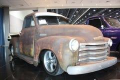 Chevrolet-Aufnahmen-LKW Stockbild