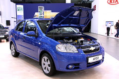 Chevrolet Aveo Stock Photo