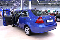 Chevrolet Aveo Royalty Free Stock Image