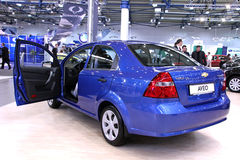 Chevrolet Aveo Royalty Free Stock Images