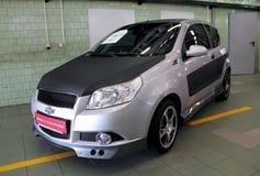 Chevrolet Aveo  Stock Photo