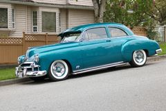 1951 Chevrolet bel air Fotografia Stock