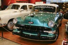 Chevrolet Bel Air 1954 Fotografia Stock