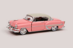 Chevrolet Bel Air 1954. 1954 Chevrolet Bel Air, 1:64 scale diecast from M2 Machines by Castline Royalty Free Stock Photos