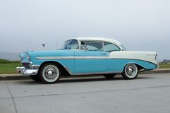 Chevrolet Bel-Air 1956 Royalty Free Stock Images