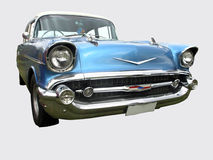 Chevrolet Bel Air 1957 Photographie stock