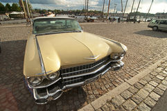 Chevrolet Bel Air. The Chevrolet Bel Air wagon at Stockholm, Sweden Royalty Free Stock Image