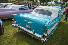 Chevrolet 1957 Bel Air Lizenzfreie Stockfotografie