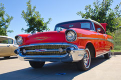 Chevrolet 1957 Bel Air Image libre de droits