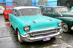 Chevrolet Bel Air Photographie stock