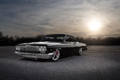 1962 Chevrolet Bel Air Stock Image