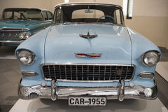 Chevrolet antique car Royalty Free Stock Image