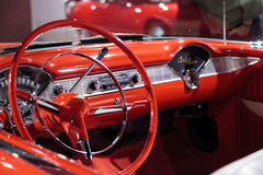 1956 Chevrolet Bel Air Convertible Stock Photography