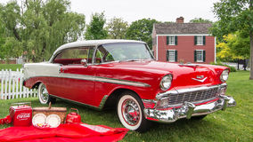 1956 Chevrolet Bel Air Royalty Free Stock Image