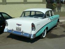 Chevrolet bel air 4 drzwi Obraz Royalty Free