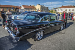 1956 Chevrolet Bel Air Hardtop Coupe Στοκ Εικόνες