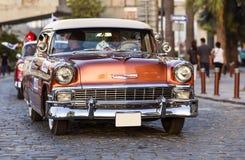 1956 Chevrolet Bel Air Hardtop Royalty Free Stock Photos