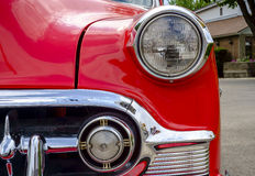Chevrolet Bel Air 1953 head light Royalty Free Stock Photography