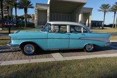 1957 Chevrolet Bel Air Royalty Free Stock Photos