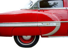 Chevrolet Bel Air 1953 rear Royalty Free Stock Photo
