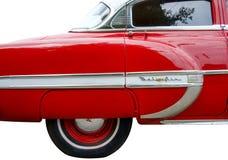 Chevrolet bel air 1953 tyły Zdjęcie Royalty Free
