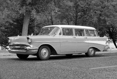 Chevrolet belair stock images