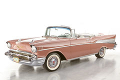 1957 Chevrolet Belair Convertible Royalty Free Stock Image