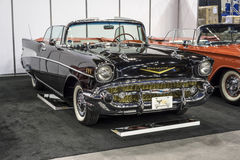 Chevrolet belair Royalty Free Stock Images