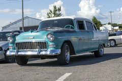 Chevrolet belair Royalty Free Stock Photos
