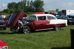 Chevrolet belair Royalty Free Stock Photography