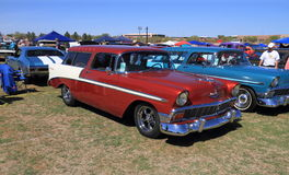 Chevrolet Belair Nomad (1956) Royalty Free Stock Images