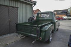 1956 Chevrolet 3100 Bestelwagen Royalty-vrije Stock Foto